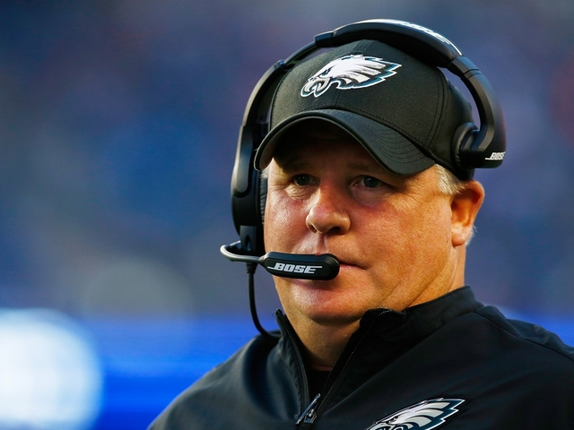 Chip Kelly out of the running for Florida job
