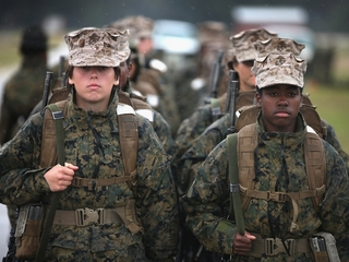 Should women be forced to sign up for the draft?