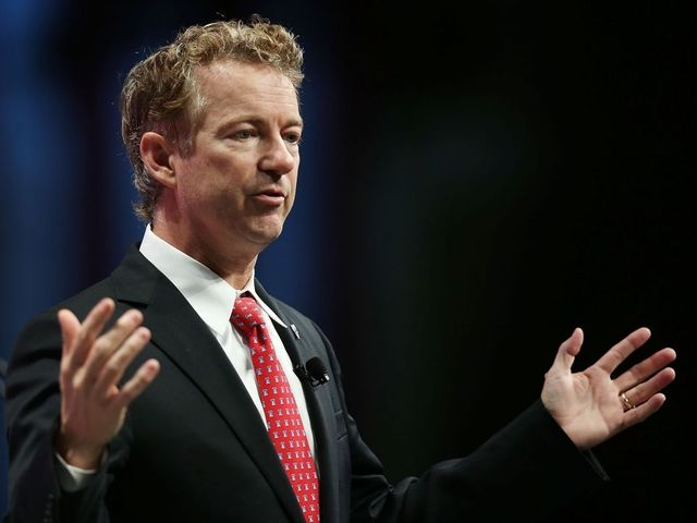 Rand Paul's Neighbor to Plead Guilty in Violent Tackling over 'Property Dispute'