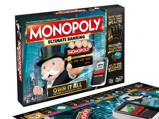 New Monopoly ditches paper money for debit cards