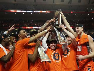 Syracuse somehow makes it to the Final Four