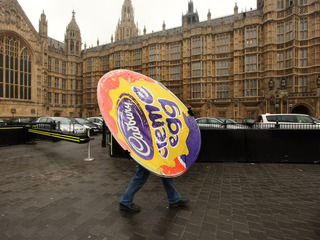 Cadbury responds to 'Easter' complaints