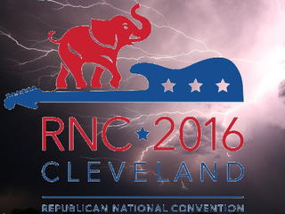 RNC Weather: A dark and stormy start