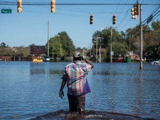 Hurricane Matthew is gone, but the danger isn't