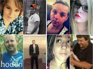 4 arrested in 2016 deaths of Ohio family of 8