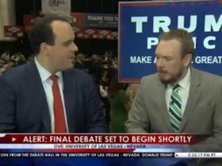 Debate live stream could be start of Trump TV