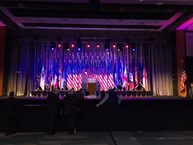 Election Day sights from Donald Trump\'s campaign headquarters - News ...