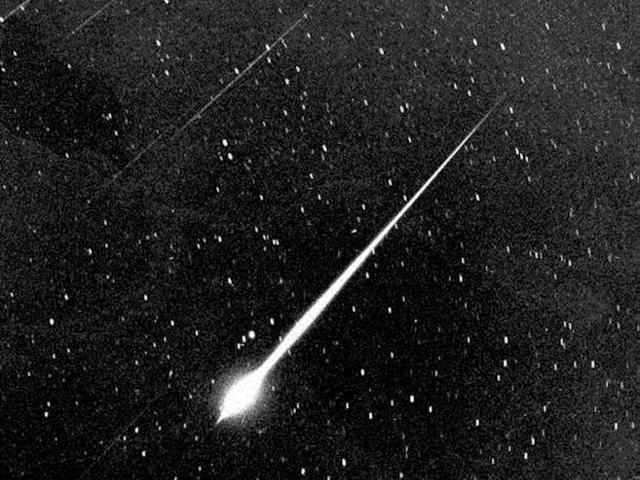 New moon makes way for Leonids meteor shower this week