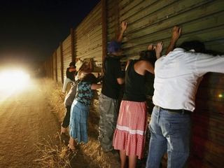 Smugglers increase prices to get people into US