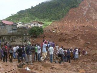 Death toll rises in deadly Sierra Leone mudslide