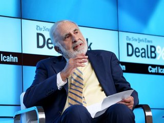 Carl Icahn resigns from White House role