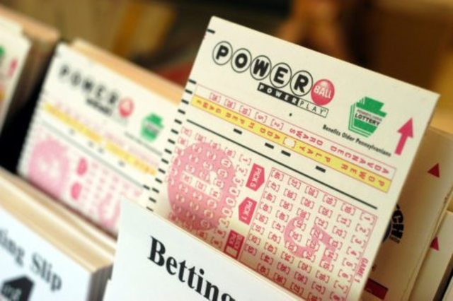 9th largest Powerball jackpot up for grabs
