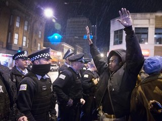 Illinois lawsuit seeks police reform in Chicago