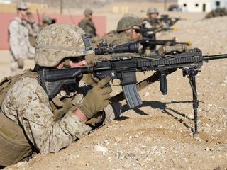 Marine Corps expects 1st female infantry officer