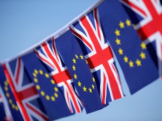 The UK's credit rating was lowered over Brexit