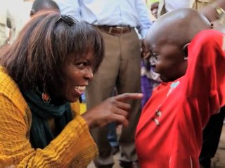 Ertharin Cousin and her fight against hunger