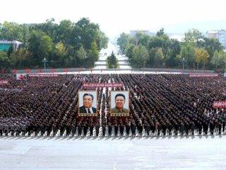 Report: Millions volunteer for N. Korea military