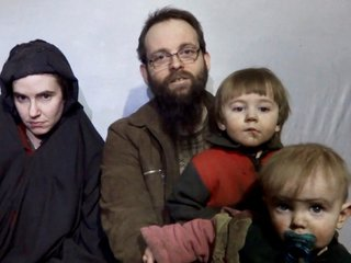 Family held hostage in Afghanistan freed