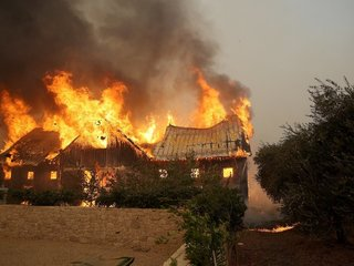 Southern Calif. prepares for potential wildfires