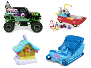 Stores offer 2017 Christmas hottest toys lists