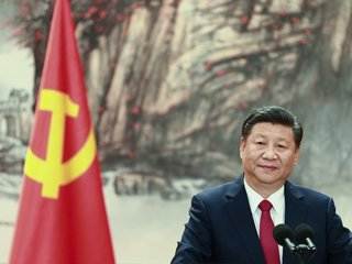 China's Xi looks at 5 more years of power