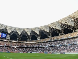 Saudi Arabia to let women into 3 sports stadiums