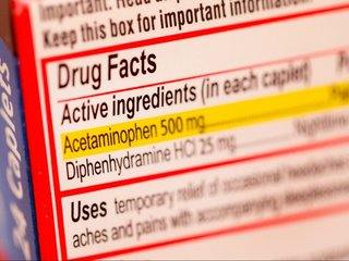 The link between acetaminophen and ADHD is weak