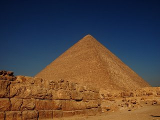 Scientists find secret chamber in Great Pyramid