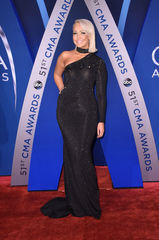 PHOTOS: Stars Walk The CMA Red Carpet