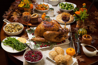 Free Thanksgiving meals around Kern County