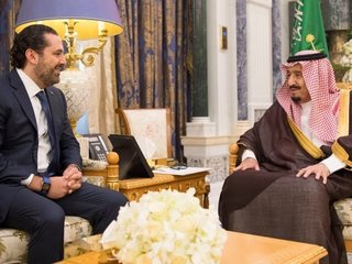 Former Lebanon PM is a suspected Saudi hostage