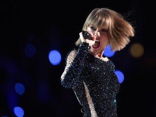 Taylor Swift's album is a music biz case study