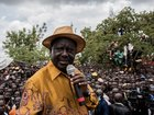 Kenyan opposition asks for international help