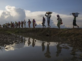 Bangladesh agrees to return Rohingya to Myanmar
