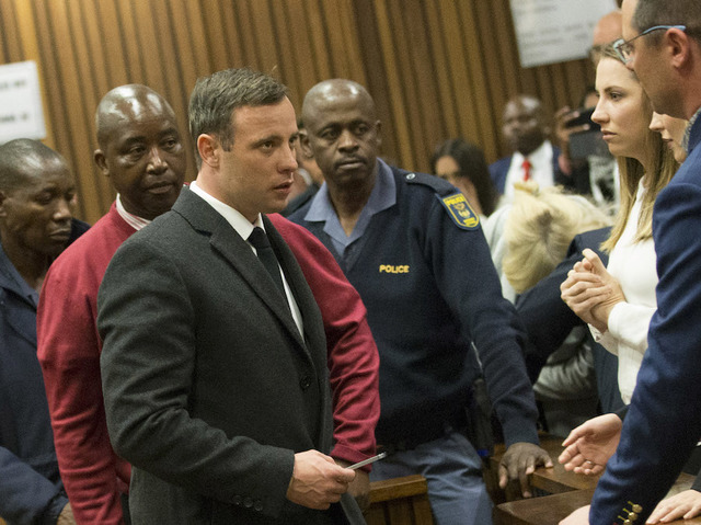 Oscar Pistorius' Prison Sentence Doubled to 13 Years
