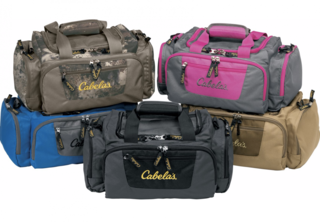 Cabela's catch-all gear bag is on sale for just