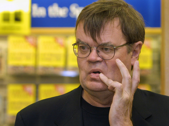 Garrison Keillor dropped from Washington Post for not disclosing sexual misconduct allegations