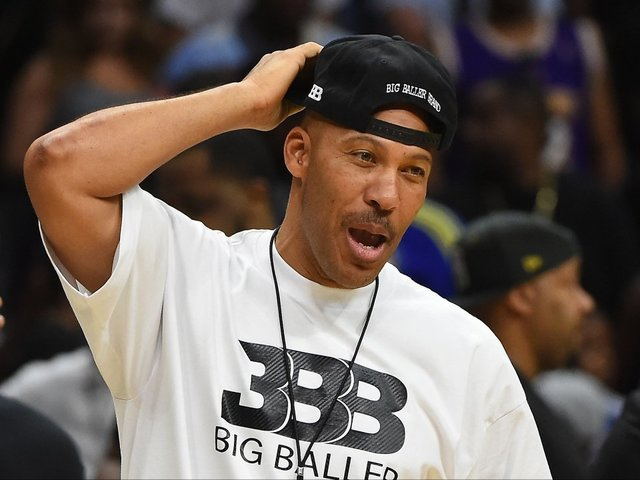 LaVar Ball Plans to Launch Basketball League For Kids Outta High School