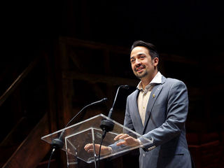 Lin-Manuel Miranda to be dad for second time