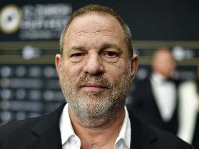 NY  sues Harvey Weinstein's company for 'explotive mistreatment' of workers