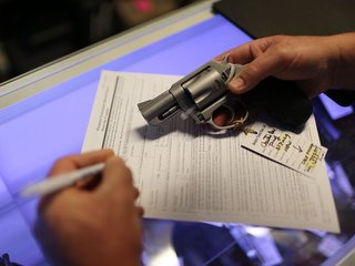 Why gun purchases spike after mass shootings