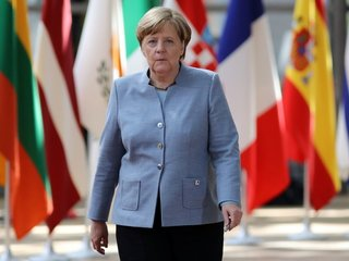 Merkel might get her coalition government