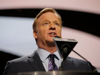 Roger Goodell has a new contract, with a catch