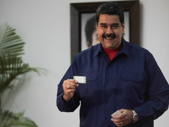 Venezuela Bans Opposition Parties From 2018 Presidential Election