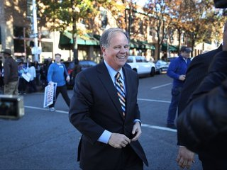 Democrat Doug Jones wins Alabama Senate race