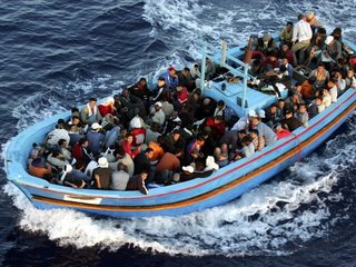 Global warming might cause more asylum seekers