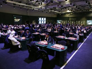 Saudi chess tournament filled with controversy