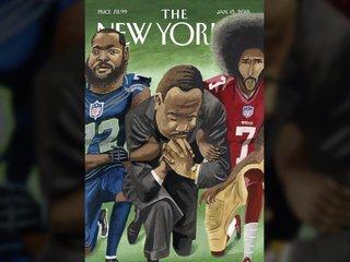 How art resurrects Martin Luther King Jr.