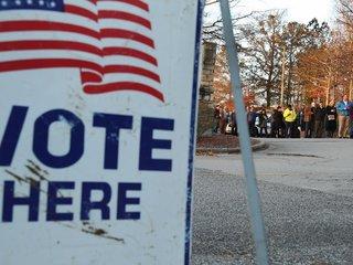 Supreme Court debates voter roll laws