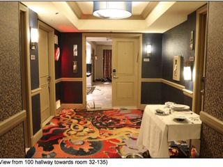PHOTOS: Inside Stephen Paddock's hotel suite